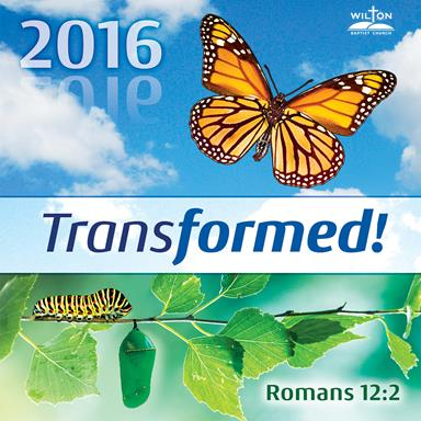 Transformed Theme 2016